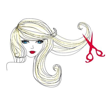 coupe de cheveux MA PLANETE BEAUTE