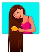 soin des cheveux pay / Droit d'auteur: <a href='https://fr.123rf.com/profile_yeletkeshet'>yeletkeshet / 123RF Banque d'images</a>
