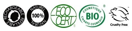 logo zao avec labels qualité