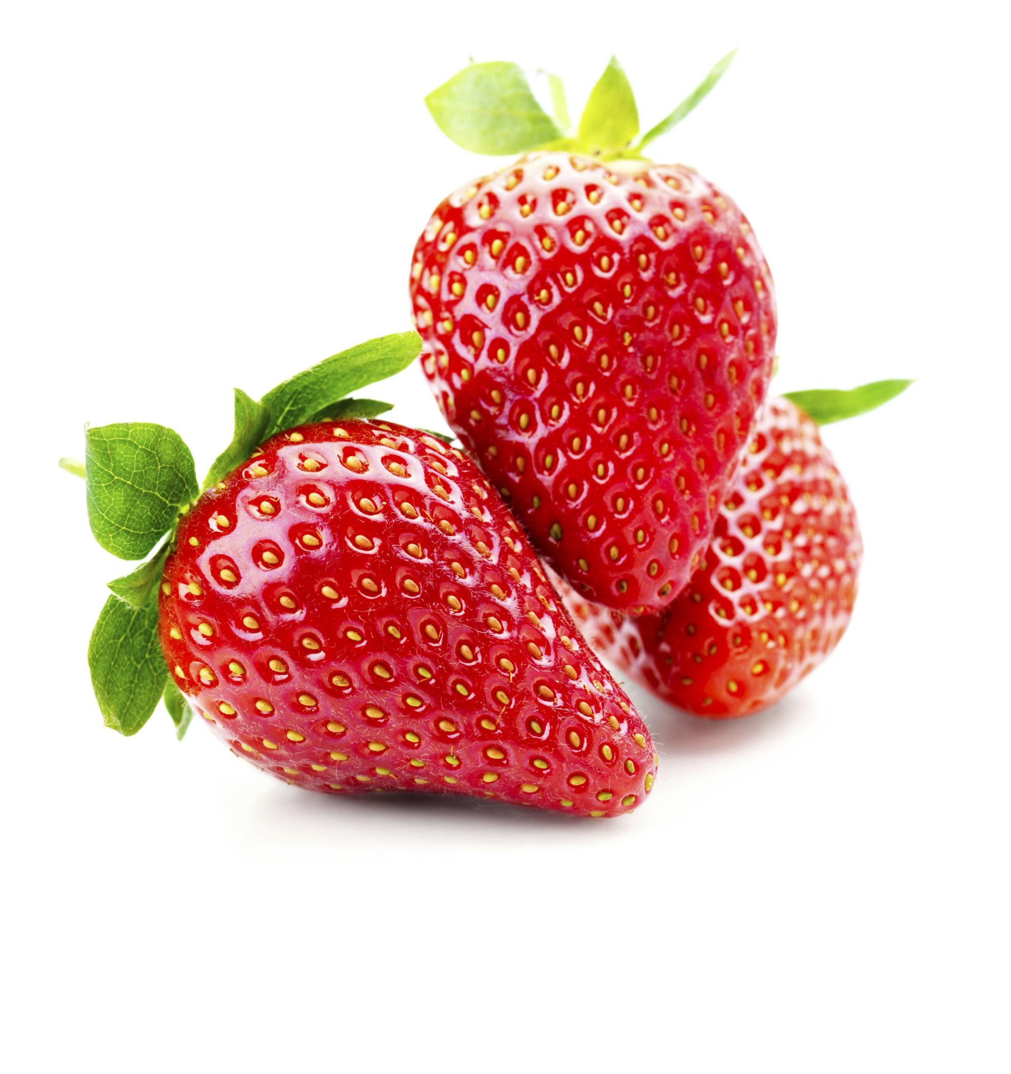 Fraise en poudre - Couleur fraise ecrasee ...