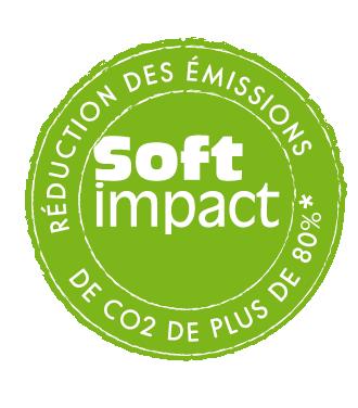 label soft impact