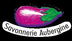 logo savonnerie aubergine